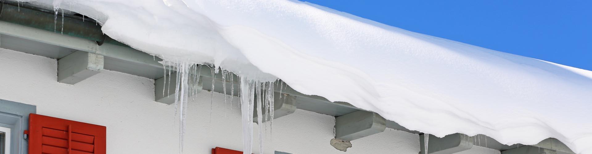 Winterdienst NRW Dachräumung